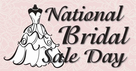 First Annual National Bridal Sale Day (1)