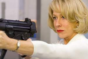 Helen Mirren In Action-Comedy 'Red'