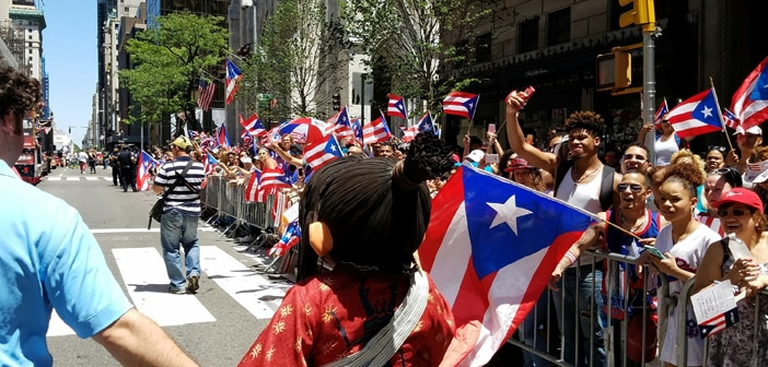 KUBO AND THE TWO STRINGS - Puerto Rican Day Parade 1