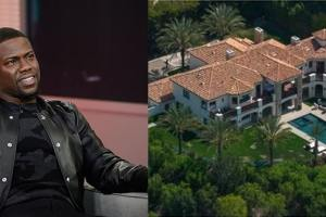 Kevin Hart's Home Broken Into And Lifted Of $500K Worth Of Valuables