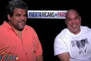 PUERTO RICANS IN PARIS Interview - Luis Guzman & Edgar Garcia - ZayZay.Com