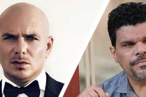 PUERTO RICANS IN PARIS - LIVE Twitter Party with Luis Guzman and Pitbull 2