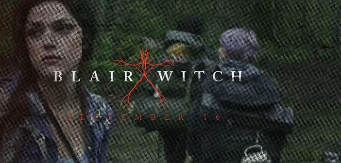 BLAIR WITCH  - New Trailer 2