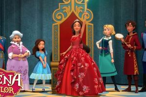 ELENA OF AVALOR - Check out Theme Song sung by Gaby Moreno!