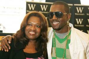 Kanye West Gives Shootout To Deceased Mother In Remembrance Of Her Birthday