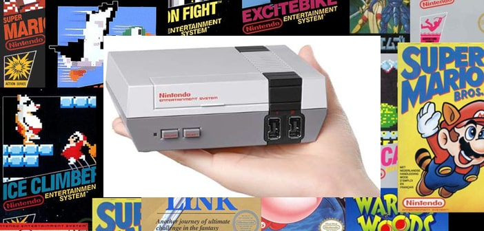 Nostalgia Revives NES Classic Console In Fully Functional Miniature Form