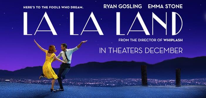 La La Land - Festival Poster Debut 2