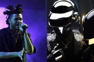 Daft Punk & The Weeknd Are Tag Teaming For Studio Collab