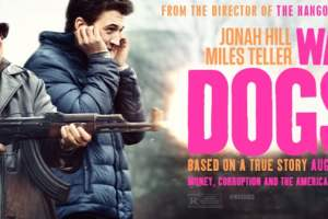 CLOSED - WAR DOGS - Advance Screening