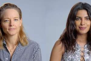 Jodie Foster, Priyanka Chopra, &Halle Berry Do Dramatic Readings of Britney Spear' Songs