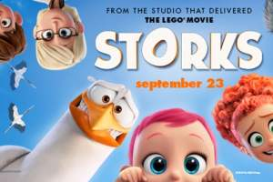 "STORKS - New Trailer Featuring Jason Derulo's ""Kiss the Sky"" 2"