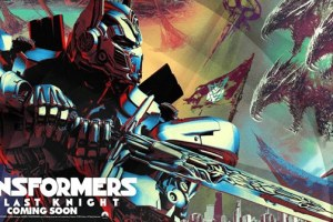 First Transformers: The Last Knight Poster Teases New Banner