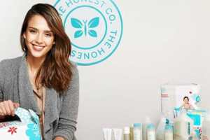 Unilever Negotiating With Jessica Alba's Honest Co. To Buy Her Company for $1B