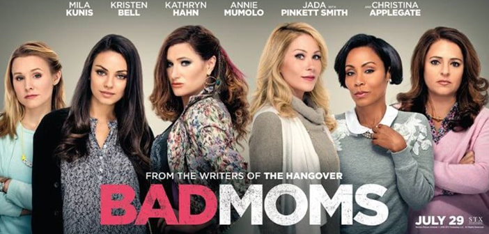 "Bad Moms Night In"" Website Launched!"