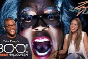 Tyler Perry - Boo! A Madea Halloween - ZayZay.Com