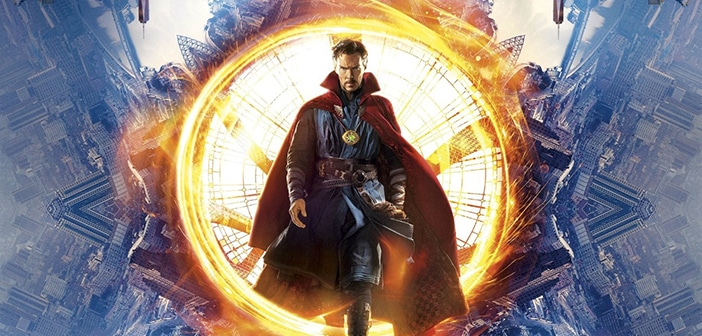 CLOSED--DOCTOR STRANGE - Advance Screening Giveaway 3