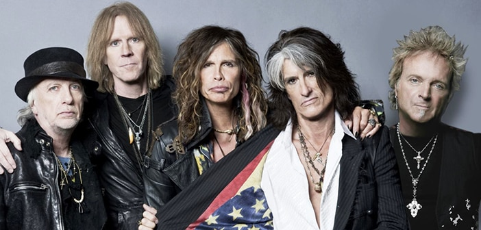 Aerosmith Announce Farewell Tour Plans For 2017