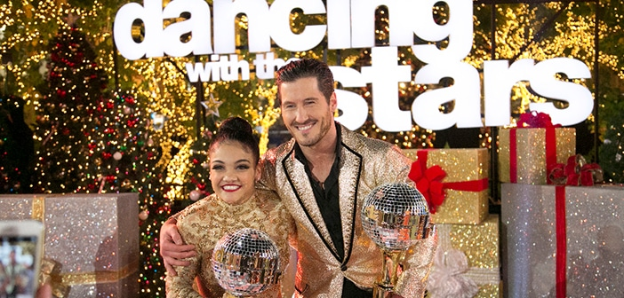 Olympian Winner Laurie Hernandez Takes Home 'Dancing with the Stars'