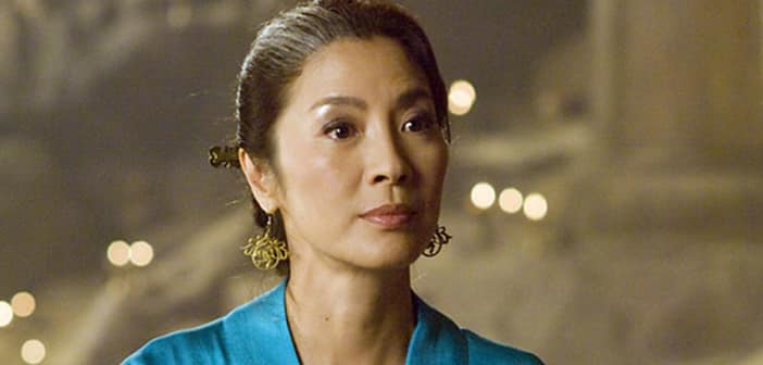 'Star Trek: Discovery' Series Gets Michelle Yeoh As Its' First confirmed Crew Member