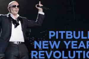 Pitbull's New Year's Revolution Is Returning With Co-Hosts Queen Latifah & Snoop Dogg 2