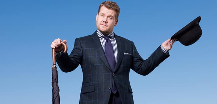 The 59th Annual Grammy Awards Welcomes Aboard James Corden As Next Host
