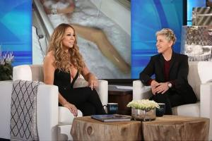 Mariah Carey Appears On ELLEN And Speaks On Sudden Split From Ex-Fiance James Packer