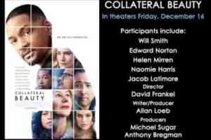 Collateral Beauty - Press Conference