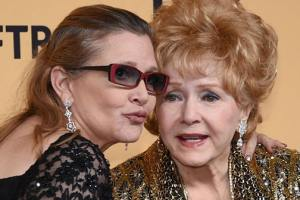 Debbie Reynolds, Actress and Mother Of The Recently Departed Carrie Fisher, Dies At 84