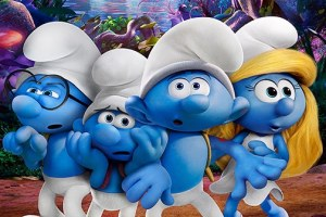 Smurfs: The Lost Village - New Poster 2