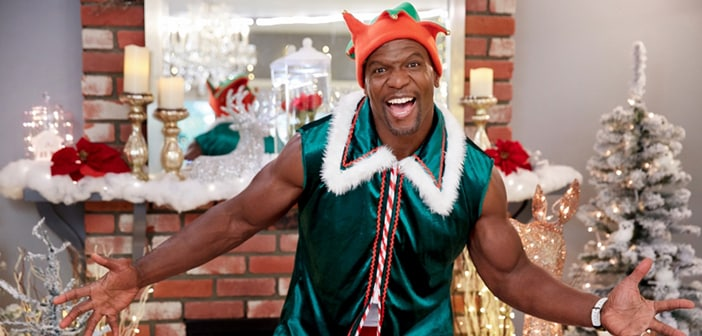 Starting Tuesday Night, 4-Day Reality Special 'Terry Crews Saves Christmas' Airs On The CW
