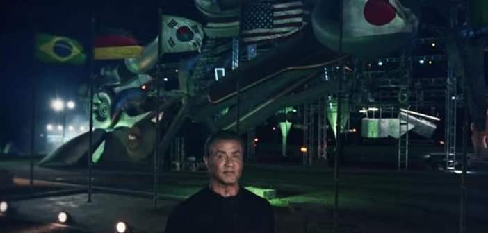 Sylvester Stallone Debuts Trailer For New Series 'Ultimate Beastmaster'