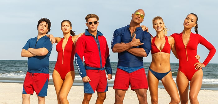 Baywatch - Just Released Teaser Trailer (2017)