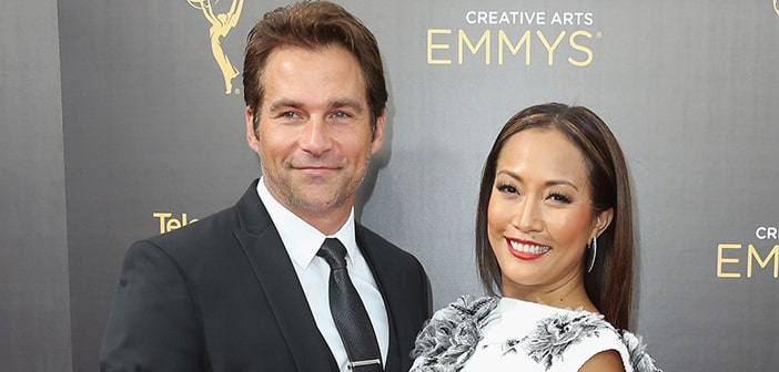 Carrie Ann Inaba and Robb Derringer Share Announcement Of Engagement