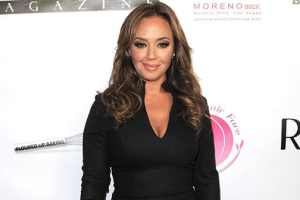 Leah Remini Throw Down The Gauntlet Over Alleged Lies And Dares The Church Of Scientology To Sue Her