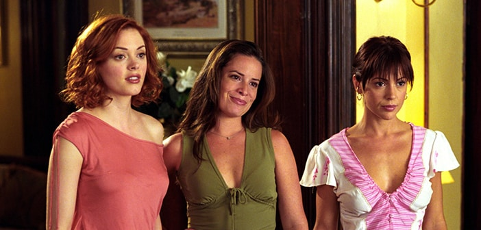 """The CW  Reports That A Reboot For """"Charmed"""" Series Is In The WOrks"""