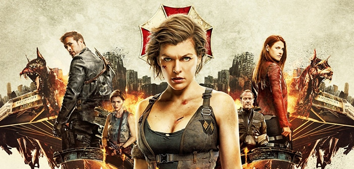 """""""RESIDENT EVIL: THE FINAL CHAPTER"""" - Coming To Theaters In 3 Weeks 1"""