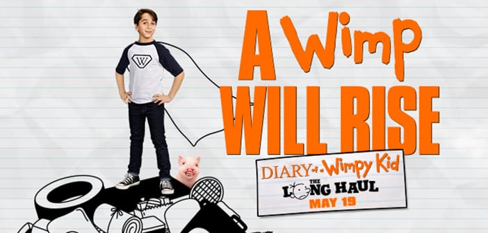 DIARY OF A WIMPY KID: THE LONG HAUL - New Trailer and Poster 2