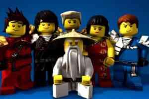 The LEGO NINJAGO Movie - New Trailer & Poster 1