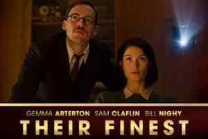 'THEIR FINEST' - Trailer Release - In Theaters April 7, 2017 2
