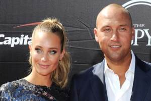 Derek And Hannah Jeter Share Pregnancy News and Delight In Their Baby Girl