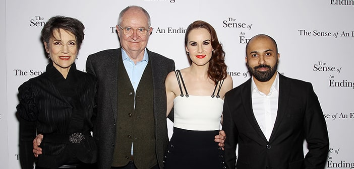 """""""THE SENSE OF AN ENDING"""" - In theaters March 17- NY PREMIERE PHOTOS 3"""