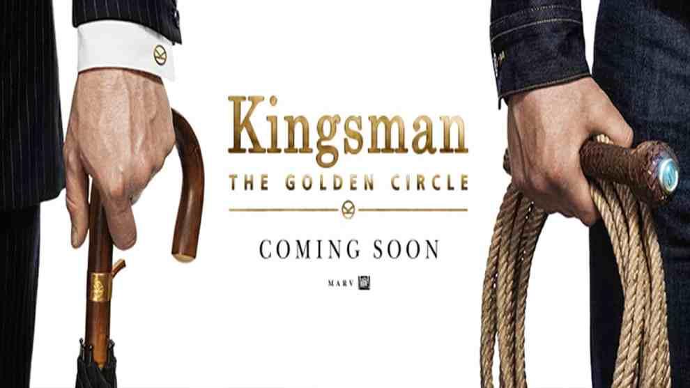 Sequel to the 2014 film Kingsman: The Secret Service