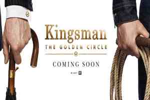 Sequel to the 2014 film Kingsman: The Secret Service