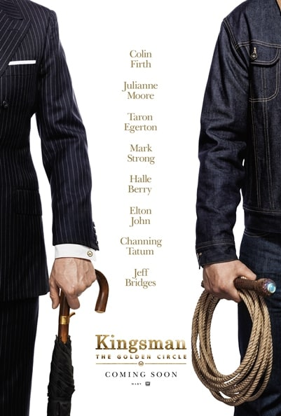 Kingsman: the Golden circle will star Mark Strong and Colin Firth