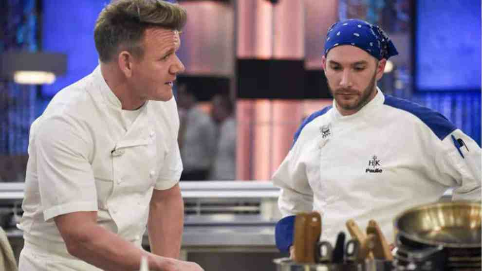 'Hell's Kitchen' Chef Paulie Giganti Found Dead In His Home At Age 36