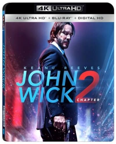 Keanu ReevesReturns as the Legendary Assassin in the Action-Packed Thriller JOHN WICK 2