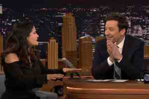 Salma Hayek Thought Her Husband Was Having an Affair