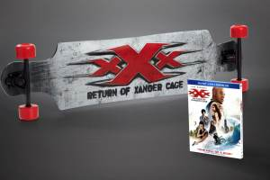 cover - skateboard grand prize xxx