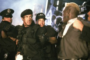 Sylvester Stallone is suing Warner Bros for 1993 Demolition Man movie