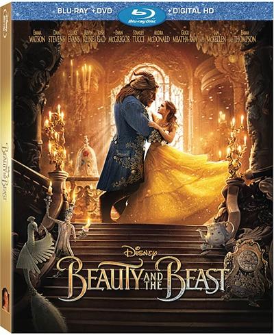 Beauty And The Beast 2017 Bluray Combo